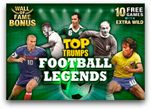Top Trumps Football Legends играть в казино Вулкан